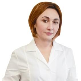 Енгалычева Тамара Шамильевна, врач УЗД