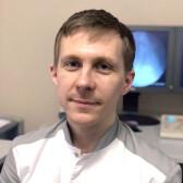 Зауралов Олег Евгеньевич, врач функциональной диагностики