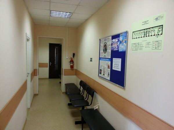 Амбулаторное наркологическое отделение Выборгского района