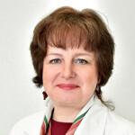 Марцишевская Евгения Анатольевна, педиатр