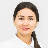 Абдуллина Алиса Ильясовна, стоматолог-терапевт