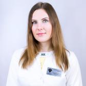 Реброва Дина Владимировна, эндокринолог