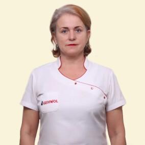 Авашева Оксана Георгиевна, подолог