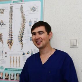 Николаев Владимир Олегович, массажист