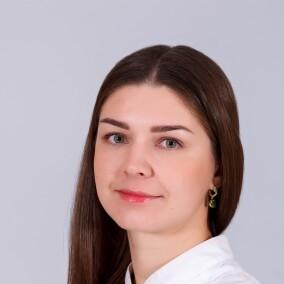 Киселева Антонина Юрьевна, дерматолог