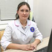 Звонкова Анастасия Владимировна, кардиолог