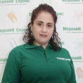 Гулоян Ирина Феликсовна, стоматолог-терапевт