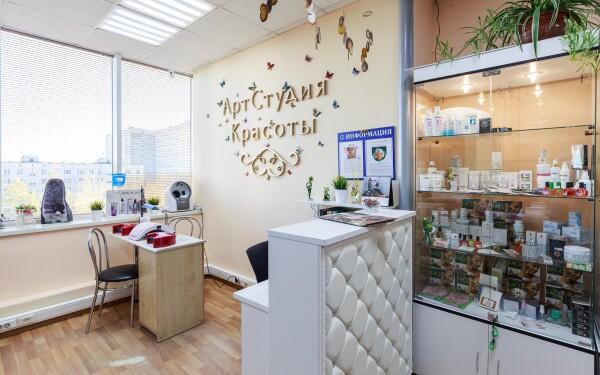 Салон красоты Арт-Студио в Новокосино