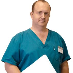 Хохлов Сергей Викторович, хирург