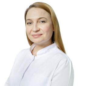 Левстек Елена Владимировна, хирург