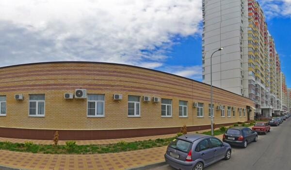 Детская поликлиника №18 на Белоусова