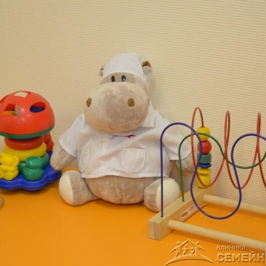 Клиника Семейный доктор, детский корпус на Усачева, фото №3