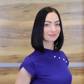 Егерева Екатерина Александровна, стоматолог-ортопед