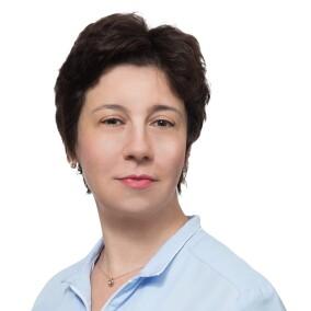 Аверичева Элина Борисовна, стоматолог-терапевт