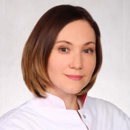 Яснопольская Наталья Валерьевна, флеболог