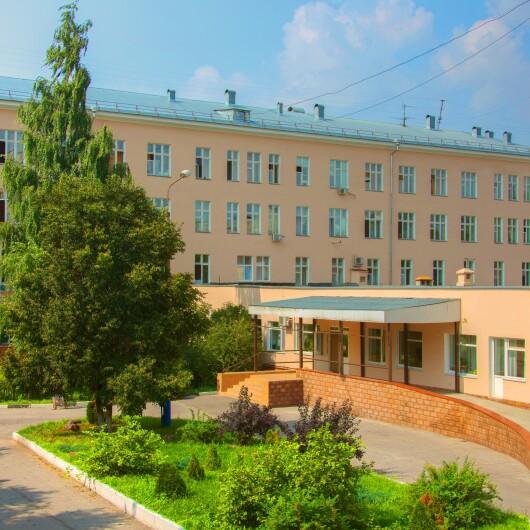 Дорожная клиническая больница на станции Горький, фото №1