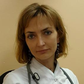 Тулинцева Татьяна Эдуардовна, кардиолог