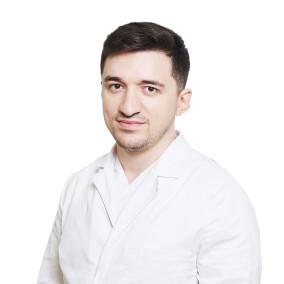 Амаев Рамазан Магомедэминович, ортопед