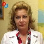 Золотова Людмила Юрьевна, психиатр