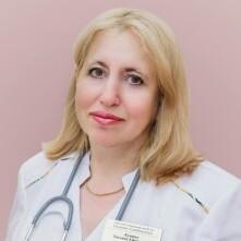 Кунина Татьяна Ефимовна, педиатр