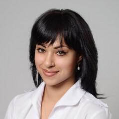 Антропова Анастасия Александровна, детский стоматолог
