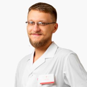 Кашин Александр Андреевич, гастроэнтеролог