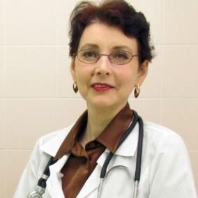 Попова Татьяна Сергеевна, терапевт