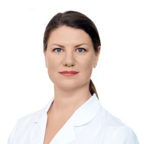 Лубинец Наталья Сергеевна, проктолог