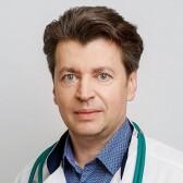 Чечётко Сергей Иванович, кардиолог