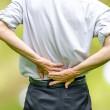 межпозвоночная грыжа, боль в спине