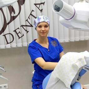 Регентова Кристина Васильевна, стоматолог-терапевт