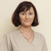 Степанова Евгения Вячеславовна, акушерка