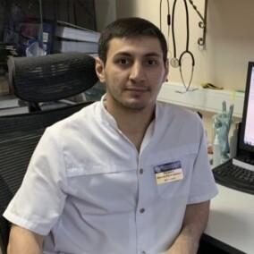 Магдиев Арслан Хулатдаевич, хирург