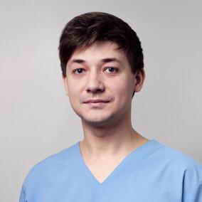 Круглов Игорь Юрьевич, ортопед