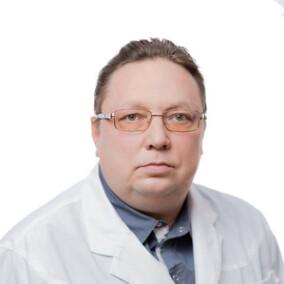 Адмайкин Георгий Перфирьевич, проктолог