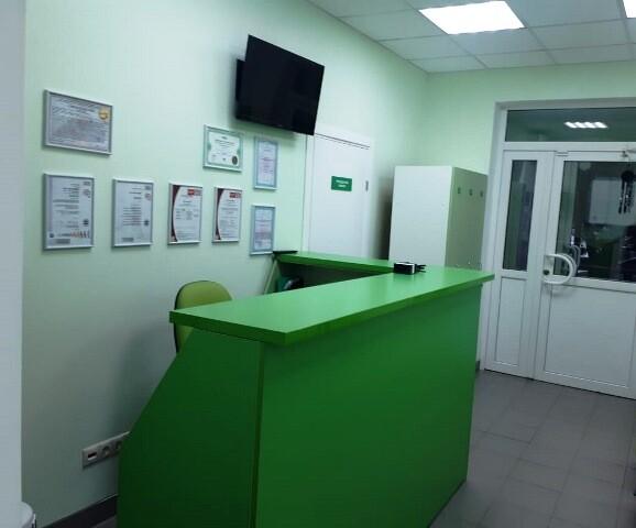 Хеликс на Хорошевском, диагностический центр и лабораторная служба