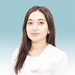 Зезаева Джамиля Казбековна, стоматолог-терапевт