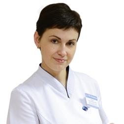 Чуприна Сусанна Владимировна, хирург