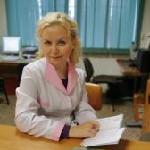 Евстигнеева Надежда Борисовна, офтальмолог