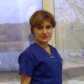 Махароблишвили Дали Вахтанговна, хирург
