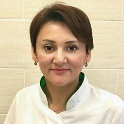 Субханкулова Галина Ивановна, стоматолог-терапевт