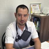 Гайнутдинов Дмитрий Игоревич, врач УЗД