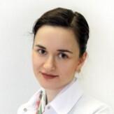 Аршинова Дарья Юрьевна, аллерголог