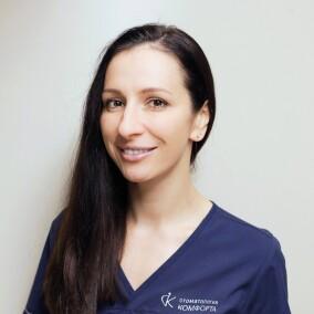 Прудникова Инна Владимировна, стоматолог-терапевт