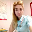 Клокова Александра Юрьевна, педиатр в Санкт-Петербурге - отзывы и запись на приём