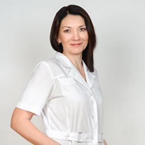 Красильникова Марина Олеговна, гастроэнтеролог