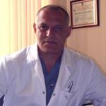 Ласунский Сергей Анатольевич, ортопед