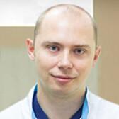 Пасько Максим Андреевич, лимфолог