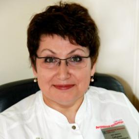 Сабирова Альмира Маратовна, невролог