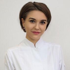 Величко Анастасия Алексеевна, косметолог